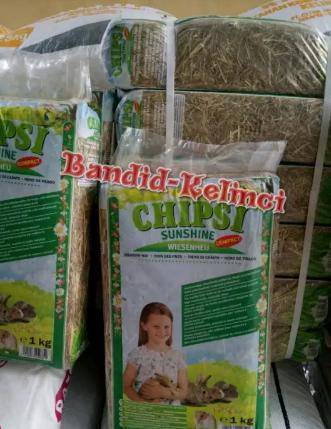 CHIPSI hay import untuk kelinci, marmut/Guinea pig, hamster