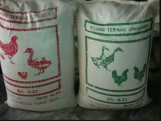 Pakan Ternak JADI Alternatif Untuk Ayam, Bebek, Entoq Petelur & Daging