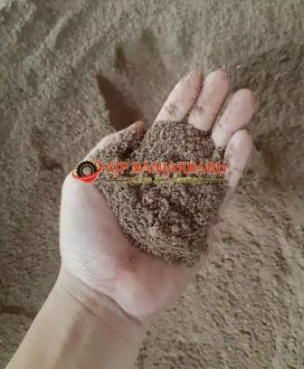 tepung bungkil bungkilan sawit miss 3mm pakan ternak sapi bebek ikan
